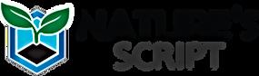 Nature's Script CBD Logo