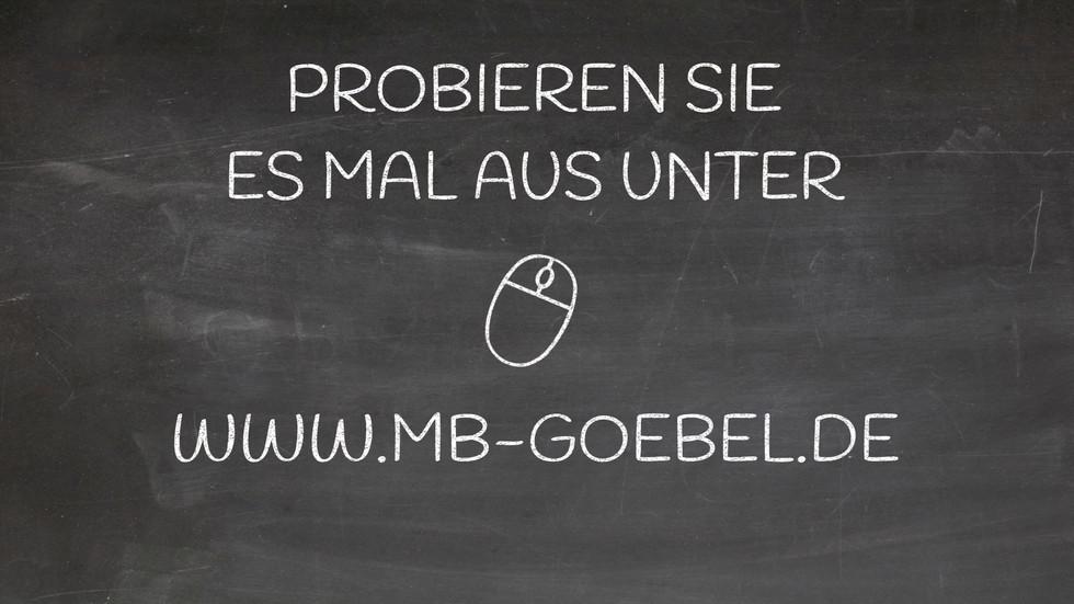 Mercedes Göbel Online Terminvergabe
