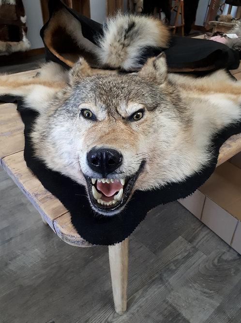 tapis de loup
