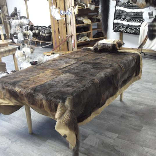 Couverture /Bed quilt