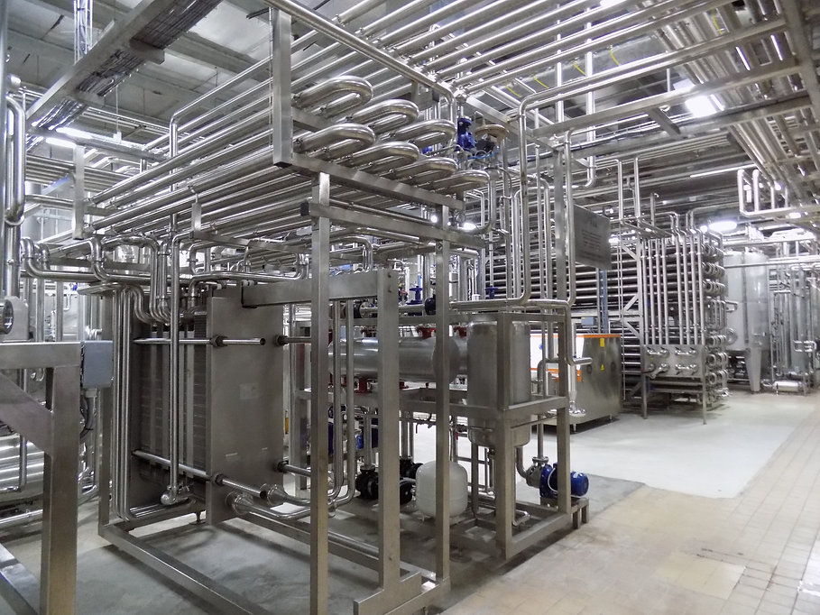 Plate Pasteurizers