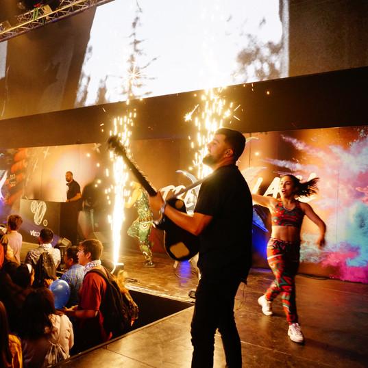 Yonkis Musica para VTR Lollapalooza