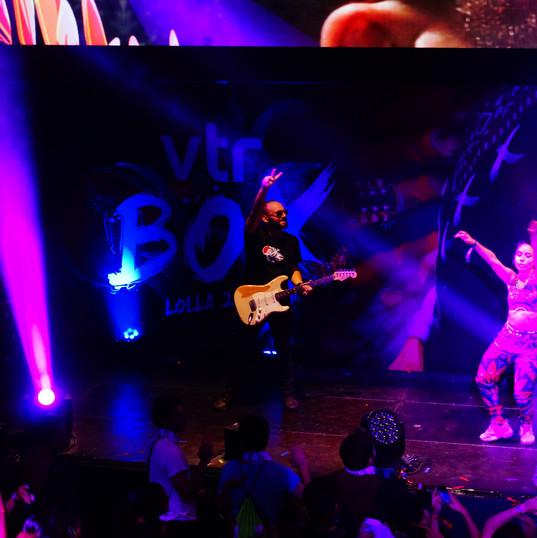 Yonkis Music para VTR Lollapalooza 2019