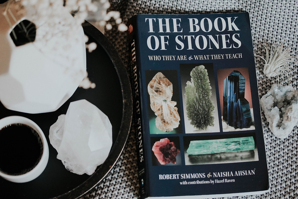 Best books about stones and crystals