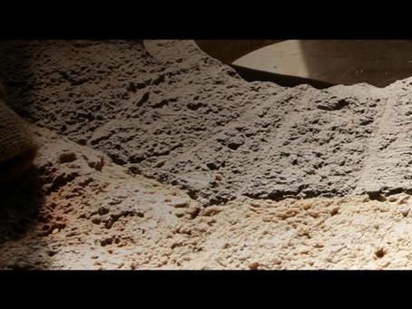 La farina macinata a pietra