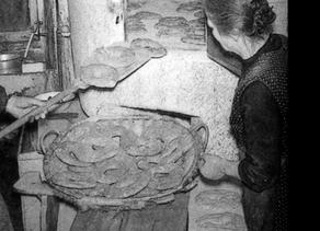 Al seghel de mont - Pan de séghel