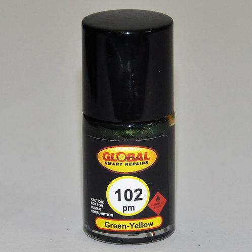 PNTTP102 Green-Yellow - pm 15ml