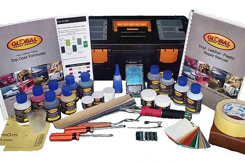 VLPS001 Vinyl, Leather & Plastic Pro Repair System