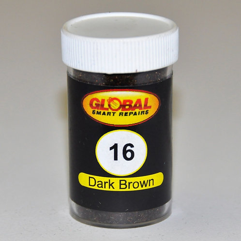 VELF016 Flocking - Dark Brown 22ml