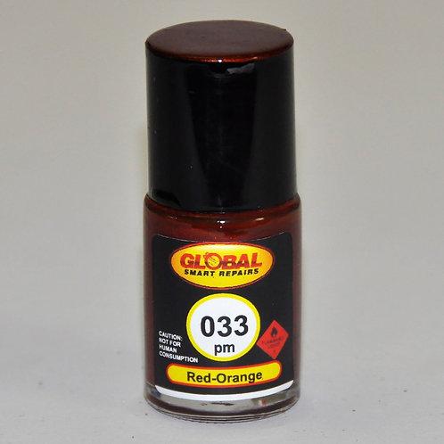 PNTTP033 Red-Orange - m 15ml