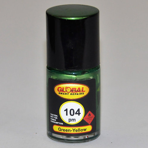 PNTTP104 Green-Yellow - pm 15ml