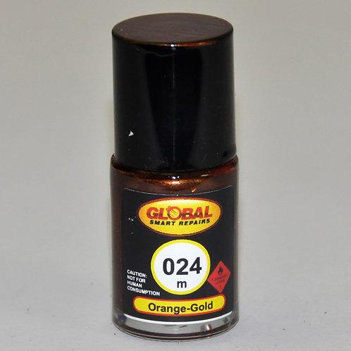 PNTTP024 Orange-Gold - m 15ml