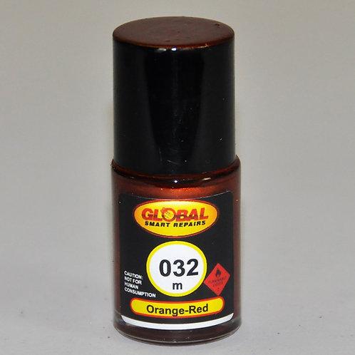PNTTP032 Orange-Red - m 15ml