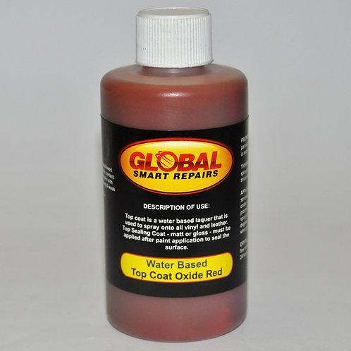 VLPP208 Water Based Top Coat - Oxide Red 250ml