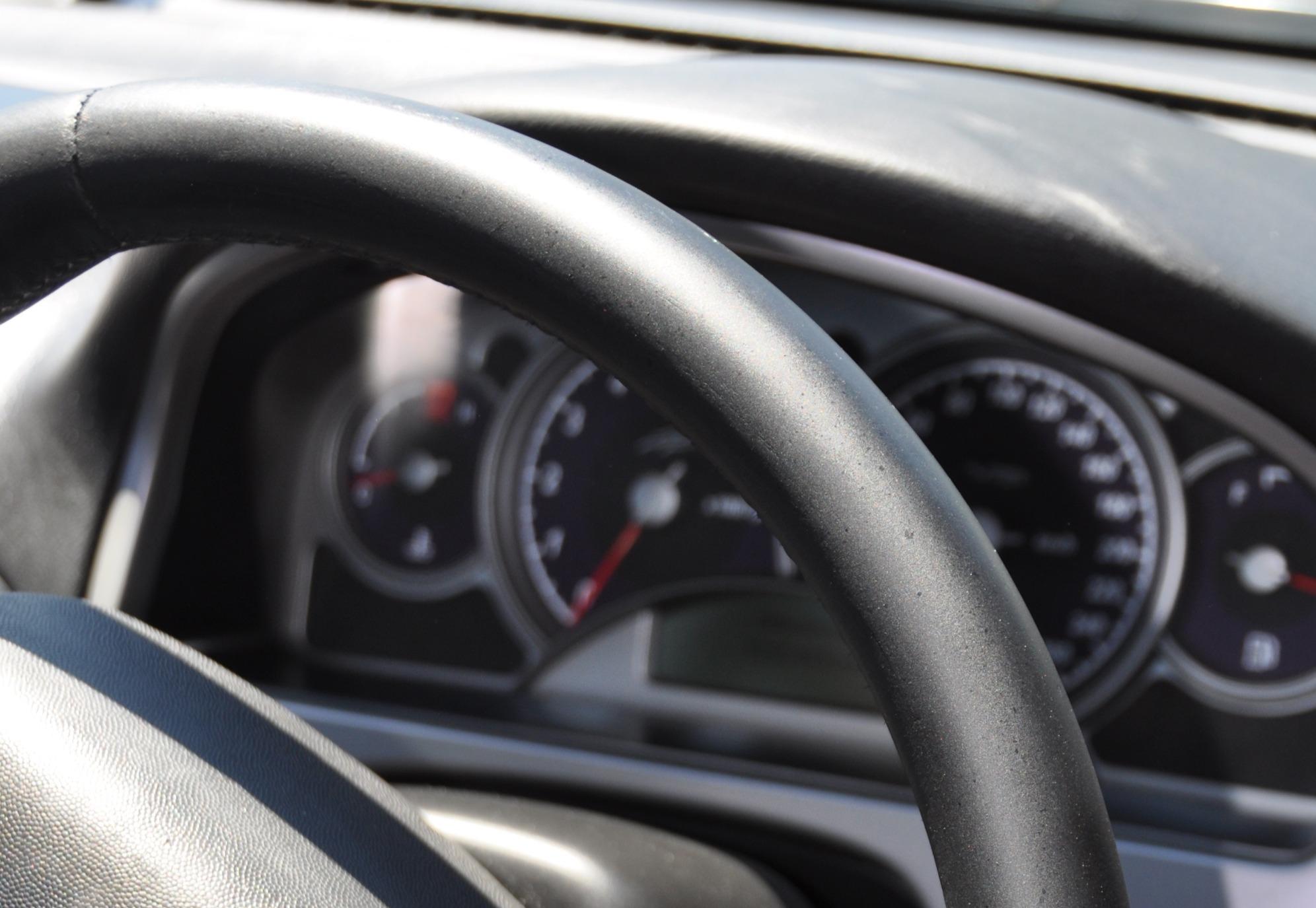 steering wheel - after