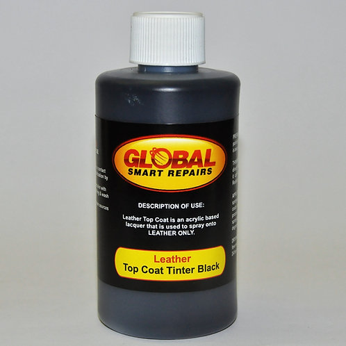 VLPP106 Leather Top Coat - Tinter Black 250ml
