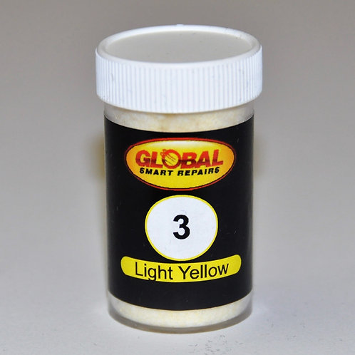 VELF003 Flocking - Light Yellow 22ml