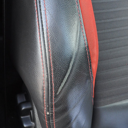 HTV005 Scuffs & Wear on Leather Seats