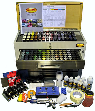 Paint Touch Up System