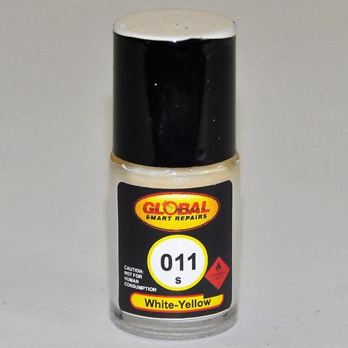 PNTTP011 White-Yellow - s 15ml