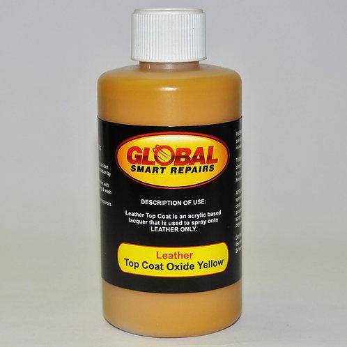 VLPP103 Leather Top Coat - Oxide Yellow 250ml