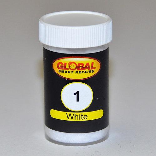 VELF001 Flocking - White 22ml