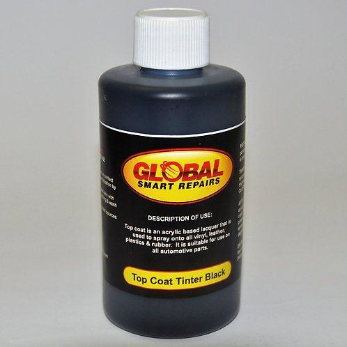 VLPP006 Top Coat -Tinter Black (Acrylic) 250ml