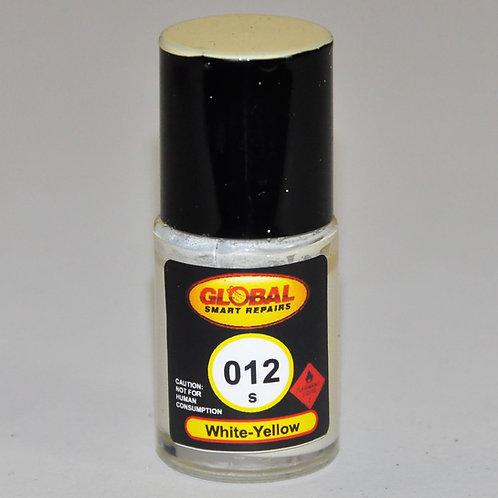 PNTTP012 White-Yellow - s 15ml