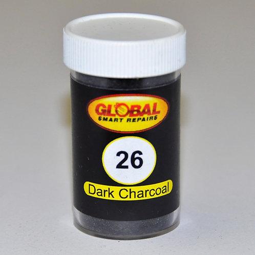VELF026 Flocking - Dark Charcoal 22ml