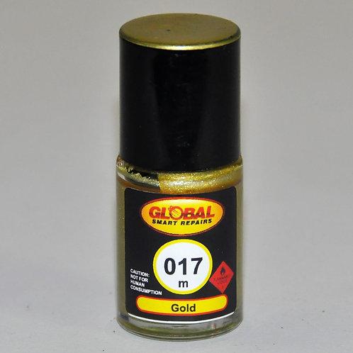 PNTTP017 Gold - m 15ml