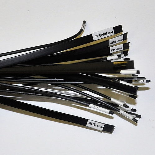 PLSC003 Plastic Rod Set - Variety Pack