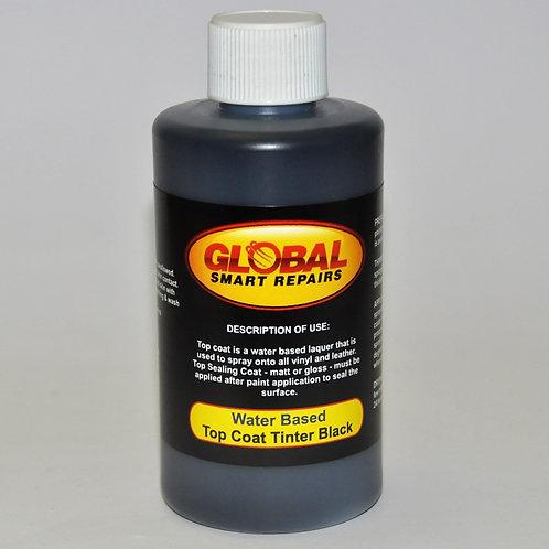 VLPP206 Water Based Top Coat - Tinter Black 250ml