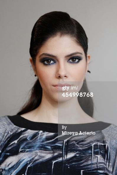 NYFW SS2015 makeup