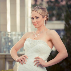 Bridal Ad Makeup