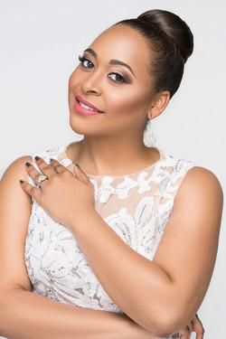 bridal portrait makeup artist