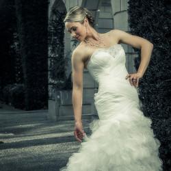 Bridal makeup by Moni P