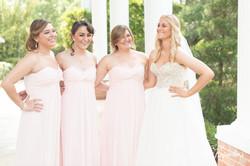 Bridal Party Makeup by Moni