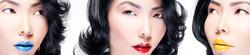 Creative beauty makeup by moni