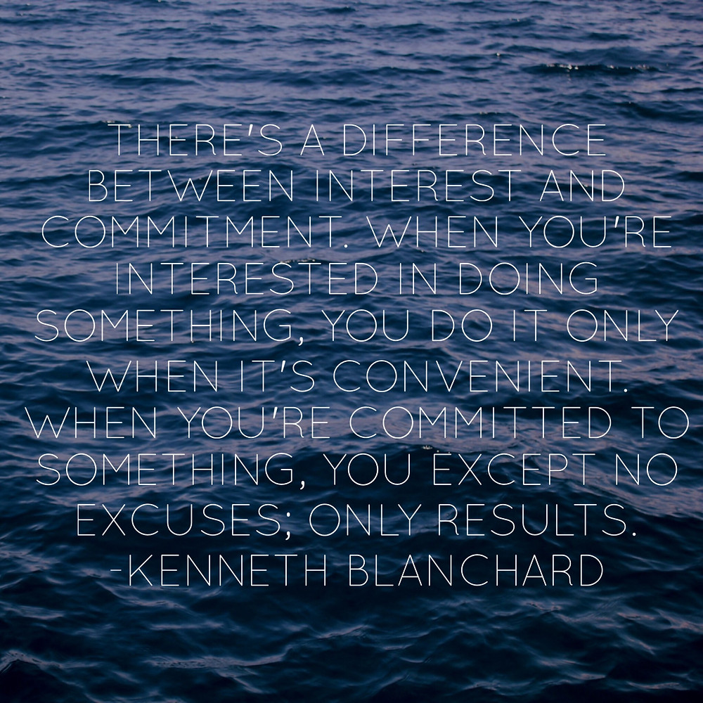 kenneth blanchard quote