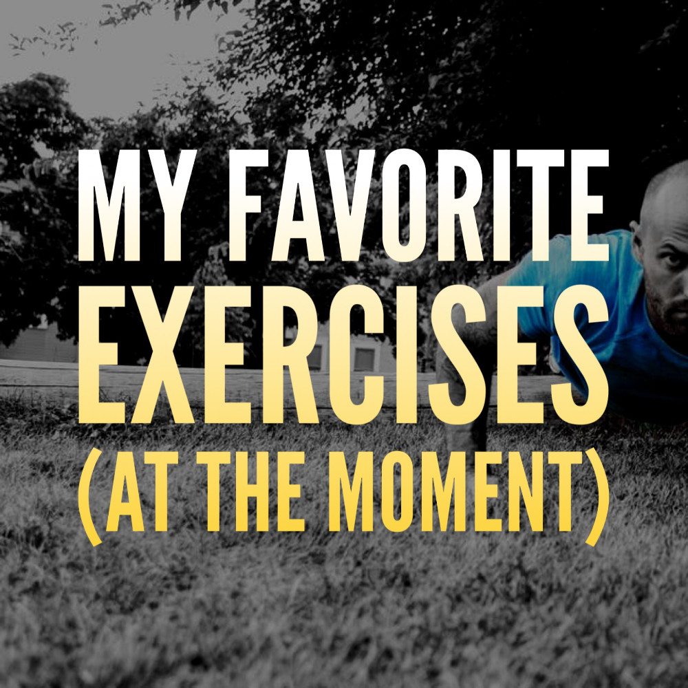 Personal trainers favorite exercises