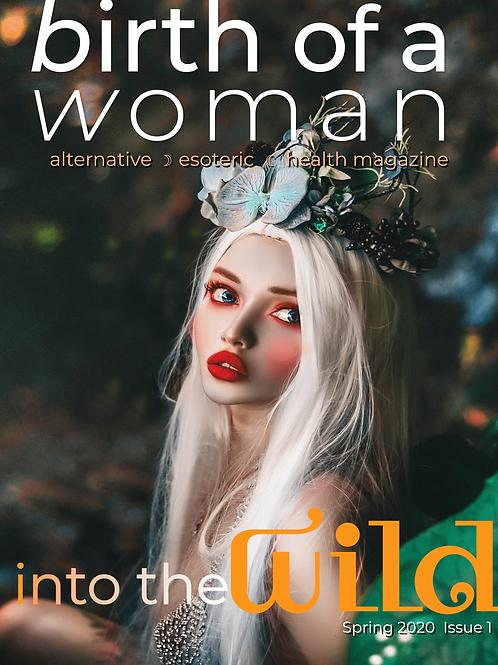 Birth of a Woman Magazine Vol. 1 Digital + Printed Copy Order