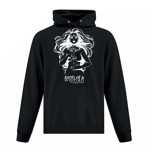 Goddess Hoodie Birth of a Woman Magazine