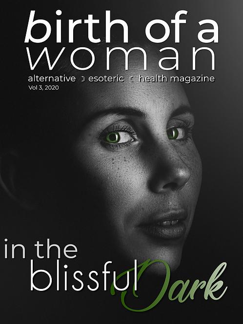 Birth of a Woman Magazine Vol. 3 Print PRE-Order