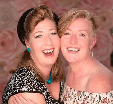 Keri Looijen & Tracy Loeppky Photo by Shutter + Flash Photography
