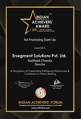 Kartheek Chanda Achievers' award.png