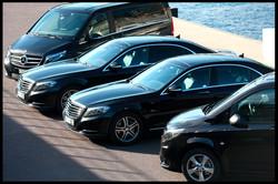Mercedes-Benz Fleet Side View