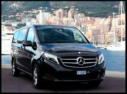 Mercedes-Benz Viano Front View