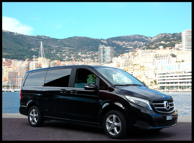 Mercedes-Benz Viano Side View