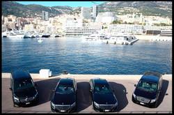 Mercedes-Benz Fleet Front View