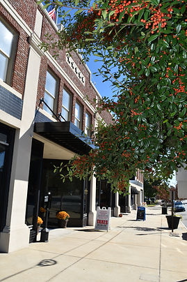 Reatil Space available in Downtown Mebane